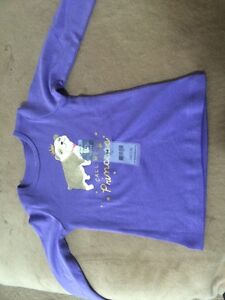 Girls long sleeve top size 18 months