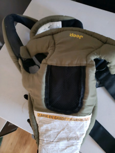 Jeep baby carrier
