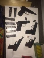 9mm and 6mm flairsticks