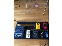 Pedaltrain Classic 2 with softcase