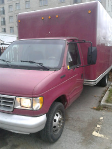 1995 ford diesel truck  for $2000