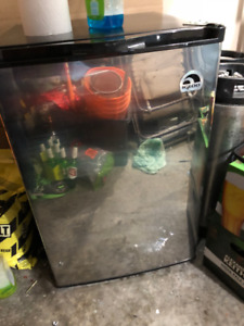FS: Danby Sainless Bar Fridge