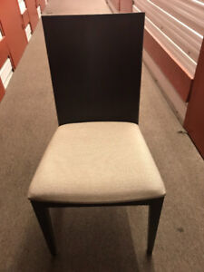 Liquidation Price: High Quality Calligaris Dining Room Chairs