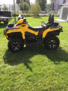 Can-am outlander xt 800R 2014