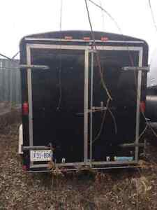 Haulmark 6x10 enclosed trailer Cambridge Kitchener Area image 4