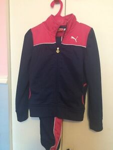 Puma outfit 6x Girl Sport