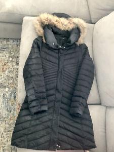 BOSS Women's Winter Jacket Black