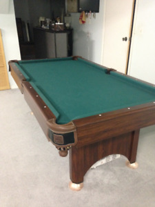 Pool/Billiard Table for Sale for $350.00
