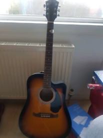 Electro Acoustic Guitar For Sale In Scotland Guitars Gumtree