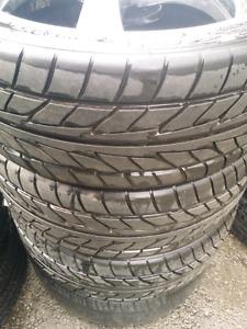 205/40zr17 Falken tires
