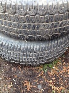 Winter  tires for sale Cornwall Ontario image 3