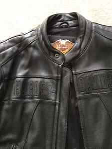 Breathable Harley jacket Kitchener / Waterloo Kitchener Area image 3