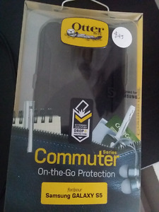 Otter Commuter Protector for Mobile Samsung Galaxy S5 or Neo 5