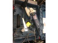 Bosch 110v 115mm grinder