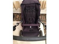 Mamas & Papas pushchair suitable from newborn onwards