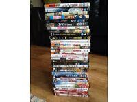 DVD bundle - over 50 DVDs
