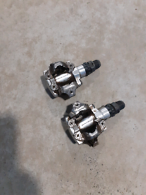 Shimano PD-M520 Pedals for Road Bikes