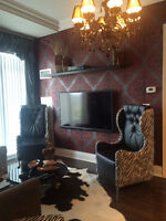 Luxury Furnished Two Bedroom Penthouse For Lease 404 and 407