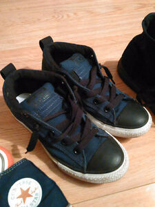 Converse Shoe Sale Kids & Adults Like New $25 or Less London Ontario image 3