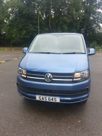 Vw Transporter T6 2018 Highline Combi with lots of Extras