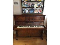 Piano upright (Baderbein)