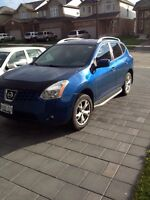 2008 NISSAN ROGUE WITH GPS PACKAGE AWD