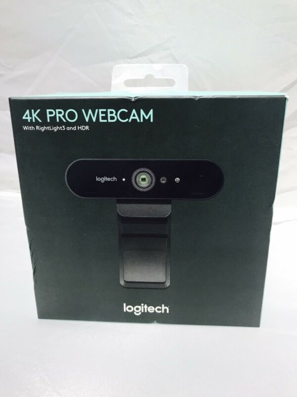 Logitech 4K Pro Webcam 960-001178