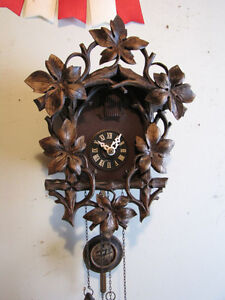 Smaller cuckoo clock, Mint , like new!