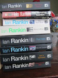 Ian Rankin books Kitchener / Waterloo Kitchener Area image 4