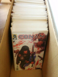 Dark Horse Conan Collection 96 Issues Various Series
