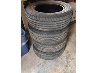 Bridgestone Dueler tyres (4)