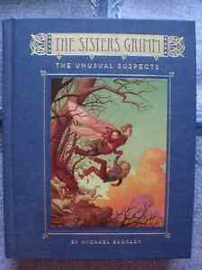 NEW The Sisters Grimm Book 2 The Unusual Suspects