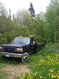 1992 Ford F-450