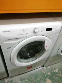 HOOVER 6KG WASHING MACHINE A +WITH WARRANTY AT RECYK APPLIANCES