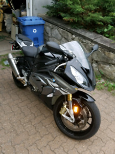 BMW S1000RR 2017 only 5500km