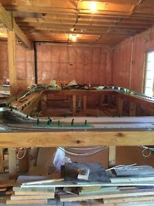 HO Train Layout
