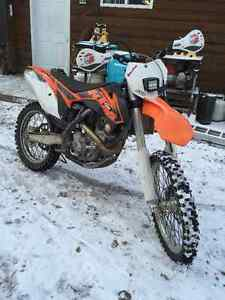 2013 450 great for snow kit