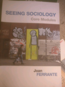 Seeing sociology