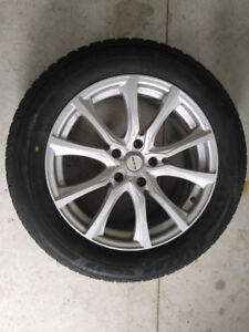 Camaro Winter Tires & Rims - $1000 obo