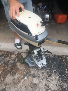 Evinrude 4hp outbiard