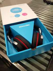 Mixcder ShareMe wireless bluetooth headphones (new) West Island Greater Montréal image 3