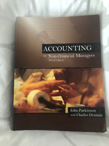 Accounting for Non-Financial Managers Third Edition