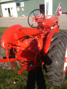 1953 Allis Chalmers WD London Ontario image 2