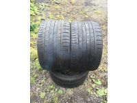 Continental 325 25 20 tyres
