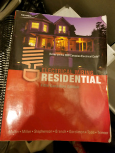 Electrical wiring - residential 5th edition