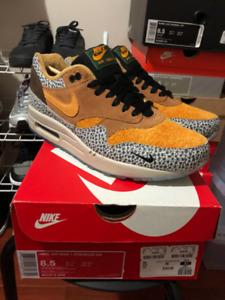 Nike Air Max 1 Atmos Safari (2016)           TAGS: jordan adidas