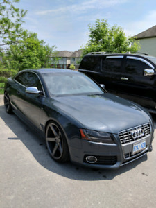 2010 S5 fully loaded manual