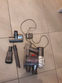 Dyson handheld vacuum cleaner great condition