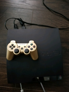 PS3 (controller included)