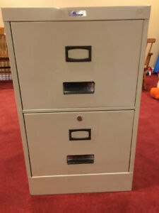 Metal Legal Sized Filing Cabinet